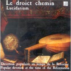 LE DROICT CHEMIN
