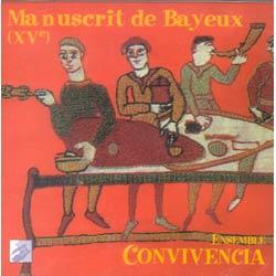 MANUSCRIT DE BAYEUX