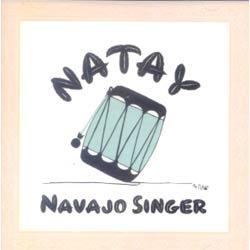 NATAJ NAVAJO SINGER