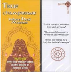 NAMASTE - TRUE CHAMPISSAGE -  INDIAN HEAD MASSAGE