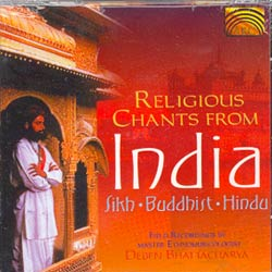 RELIGIOUS CHANTS FROM INDIA