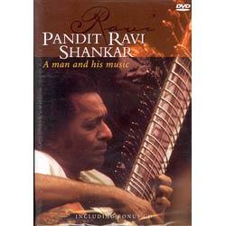 RAVI SHANKAR A Man and his Music