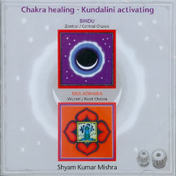 CHAKRA HEALING - KUNDALINI ACTIVATING vol.1