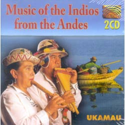 MUSIC OF THE INDIOS OF THE ANDES