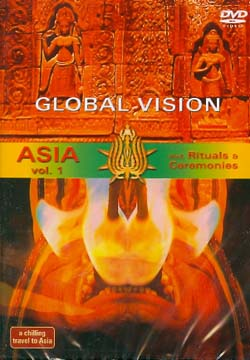GLOBAL VISION - ASIA VOL. 1 - DVD