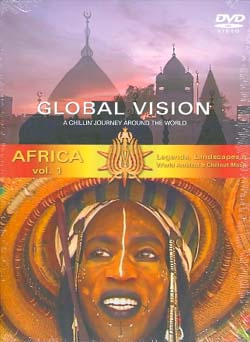 GLOBAL VISION - AFRICA VOL. 1 - DVD