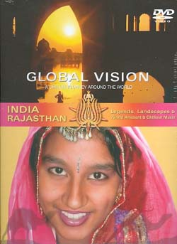 GLOBAL VISION - INDIA: RAJASTHAN - DVD
