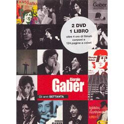 Giorgio Gaber - Gli Anni Settanta (Libro+DVD)