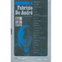 Omaggio a Fabrizio De André - Libro+Dvda cura di P. Ameli