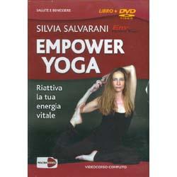 Empower Yoga - (Libro+DVD)Riattiva la tua energia vitale