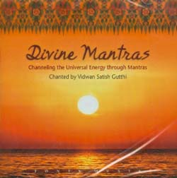 DIVINE MANTRAS - (2 cd)