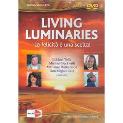 Living Luminaries - (Opuscolo+DVD)La felicità è una scelta