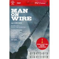 Man On Wire (DVD+Libro)