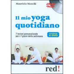 Il Mio Yoga Quotidiano – (2 DVD)7 lezioni personalizzate per i 7 giorni della settimana