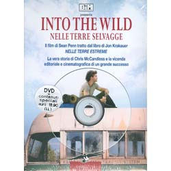 Into The Wild - (Opuscolo+DVD)Nelle Terre selvagge