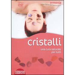 Cristalli - (Opuscolo+DVD)Una cura naturale per tutti