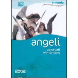 Angeli - (Opuscolo+DVD)Conoscerli e farsi aiutare