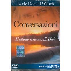 Conversazioni - (Opuscolo+DVD)L'ultimo scrivano di Dio?