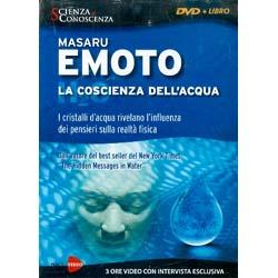 La Coscienza dell'Acqua - (Opuscolo+DVD)I cristalli d'acqua rivelano l'influenza dei pensieri sulla realtà fisica