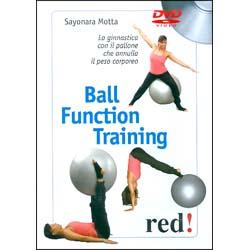 Ball Function Training - (DVD)La ginnastica con il pallone che annulla il peso corporeo