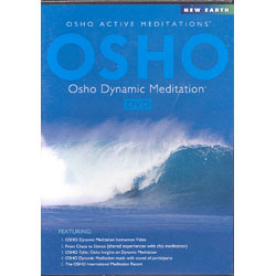 OSHO MEDITATIONS - (DVD)
