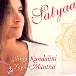 SINGS KUNDALINI - YOGA MANTRAS