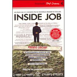 Inside Job - (Libro+DVD)