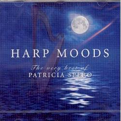 HARP MOODS - THE VERY BEST OF PATRICIA SPERO