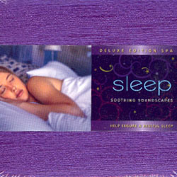 SLEEP - SOOTHING SOUNDSCAPES