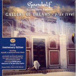 GALLERY OF DREAMS PLUS LIVE! - 3 CD