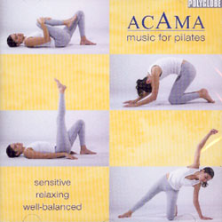 Music for Pilates - Sensitive, relaxing, well-balanced