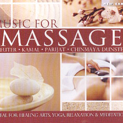 MUSIC FOR MASSAGE: Deuter - Kamal - Paryiat - Chinmaya Dunster
