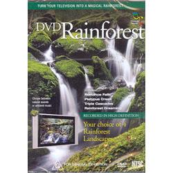 RAINFOREST DVD