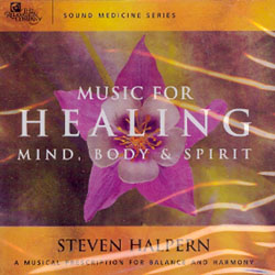 MUSIC FOR HEALING MIND, BODY & SPIRIT