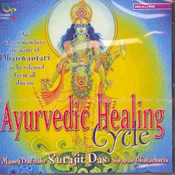 AYURVEDIC HEALING CYCLE
