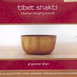 TIBET SHAKTI - TIBETAN SINGING BOWLS