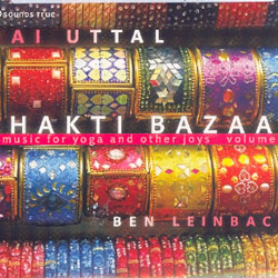 BHAKTI BAZAAR - MUSIC FOR YOGA AND OTHER JOYS VOL. 2