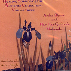 Healing Sounds of the Ancients Collection - Volume 3