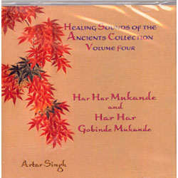 Healing Sounds of the Ancients Collection -  Volume 4