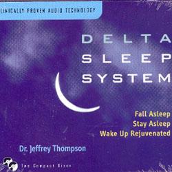 DELTA SLEEP SYSTEM - FALL  ASLEEP, STAY  ASLEEP, WAKE  UP  REJUVENATED