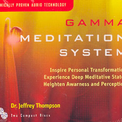 GAMMA MEDITATION SYSTEM - INSPIRE PERSONAL TRANSFORMATION, EXPERIENCE DEEP MEDITATIVE,STATES, HEIGHTEN AWARNES AND PERCEPTION