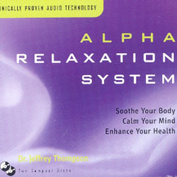 ALPHA RELAXATION SYSTEM - SOOTHE YOUR BODY, CALM YOUR MIND, ENHANCE YOUR HEALTH