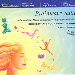 BRAINWAVE SUITE - ORCHESTRATE YOUR STATE OF MIND - 4 CD