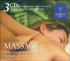 MUSIC FOR MASSAGE - 3 CD IN COFANETTO